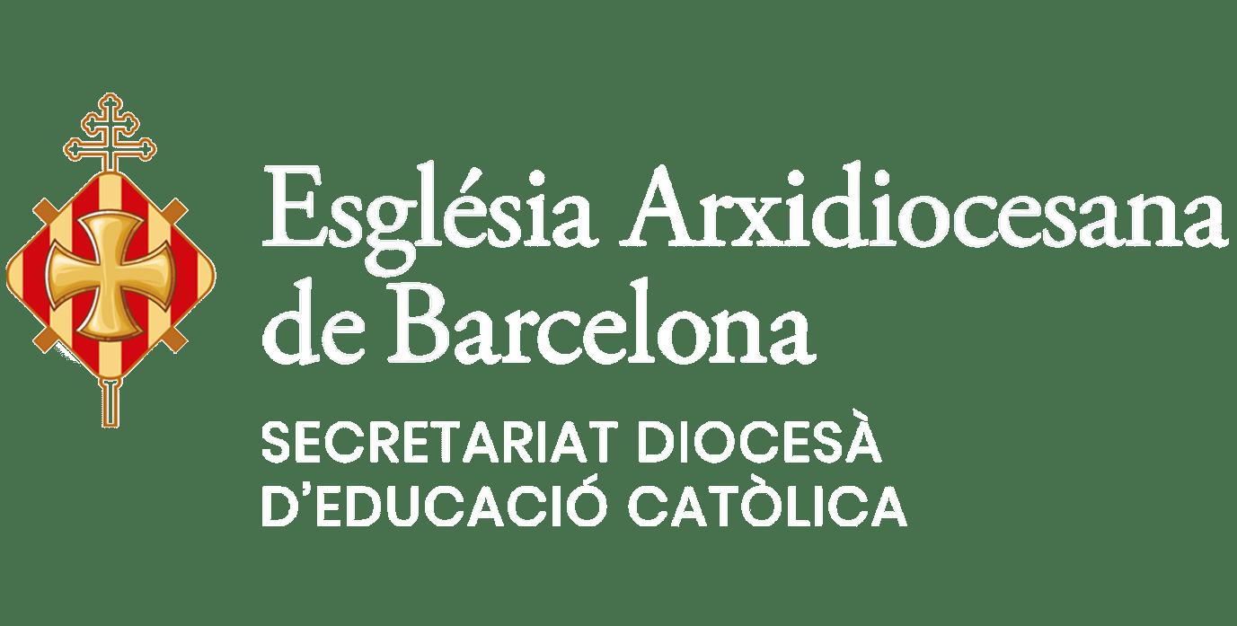 Església Arxidiocecsana de Barcelona Secretariat Diocesa Deducacio Catolica